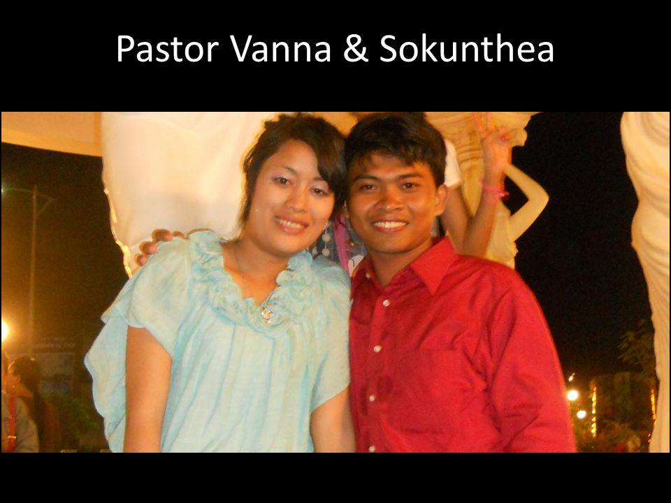 Pastor Vanna & Sokunthea