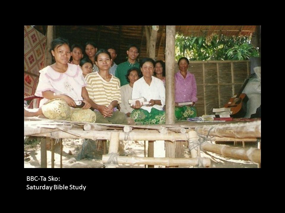 BBC-Ta Sko: Saturday Bible Study