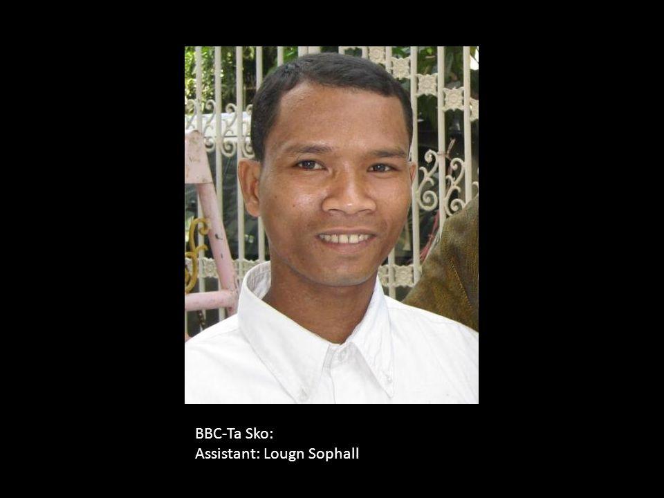 BBC-Ta Sko: Assistant: Lougn Sophall