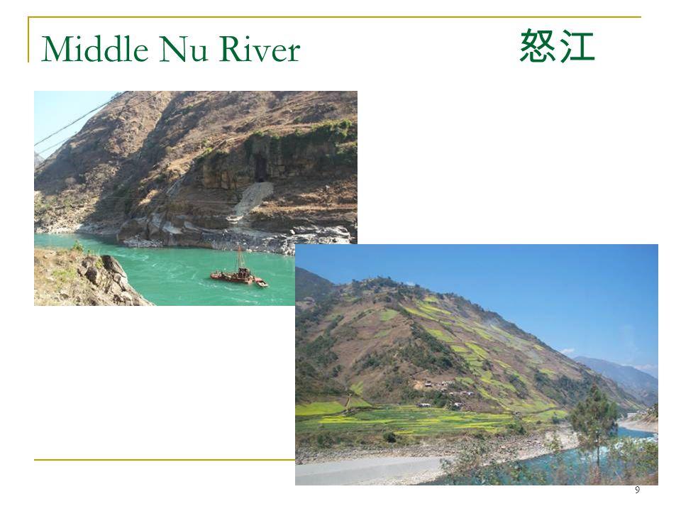 9 Middle Nu River 怒江