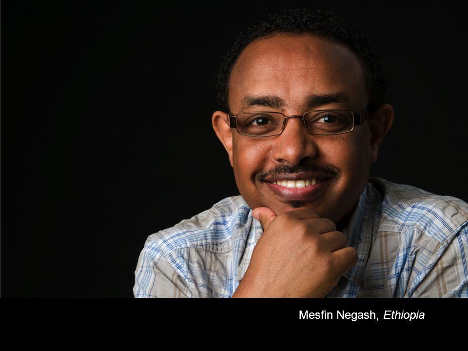 Mesfin Negash, Ethiopia