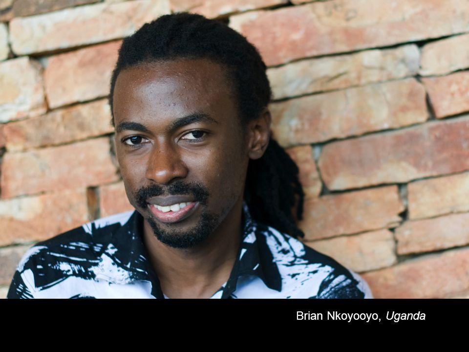 Brian Nkoyooyo, Uganda