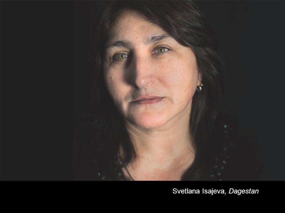 Svetlana Isajeva, Dagestan