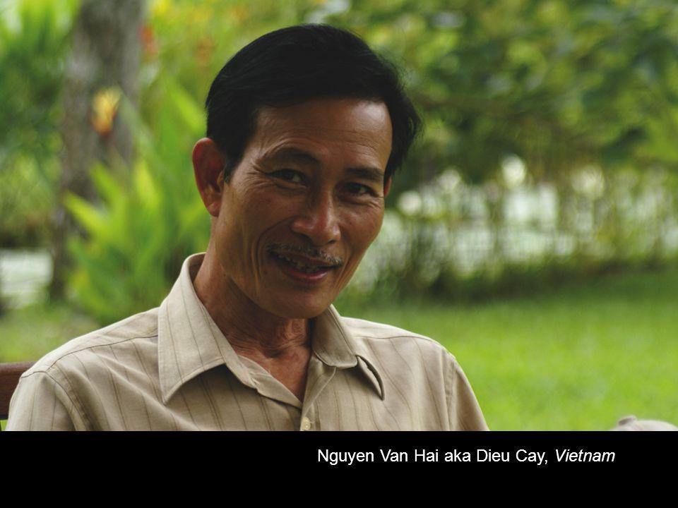Nguyen Van Hai aka Dieu Cay, Vietnam