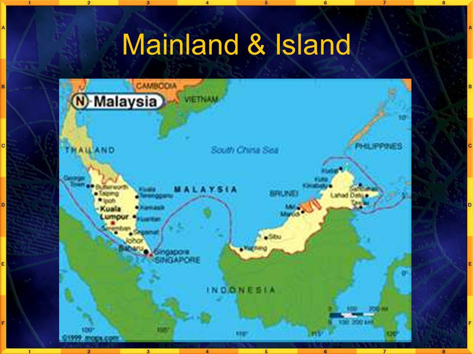 Mainland & Island
