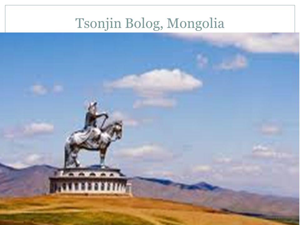Tsonjin Bolog, Mongolia