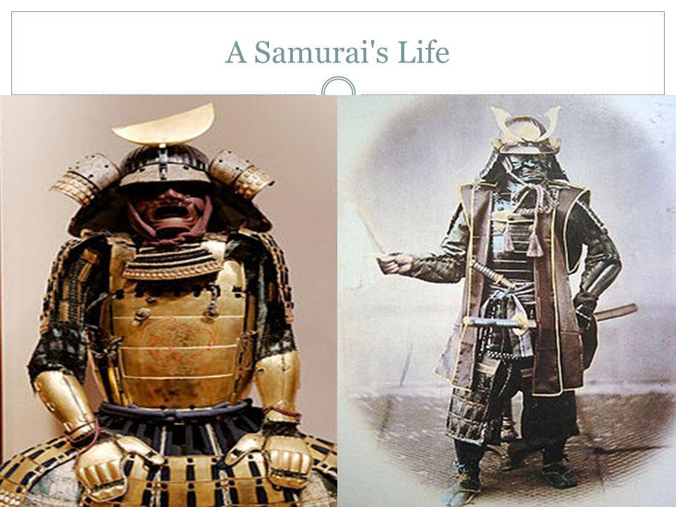 A Samurai s Life
