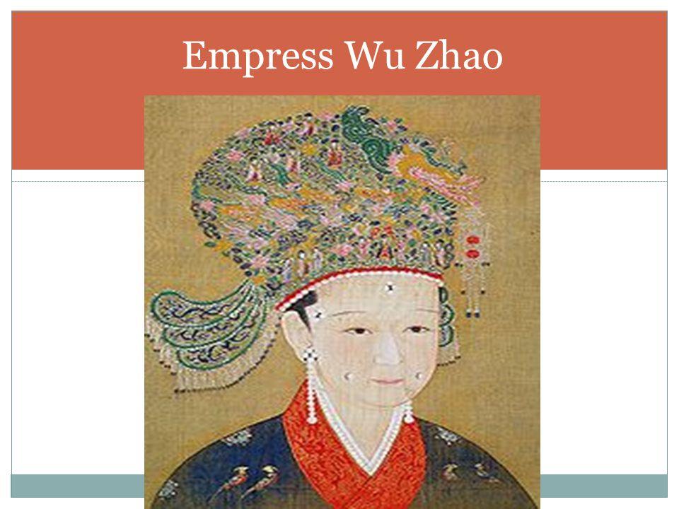 Empress Wu Zhao