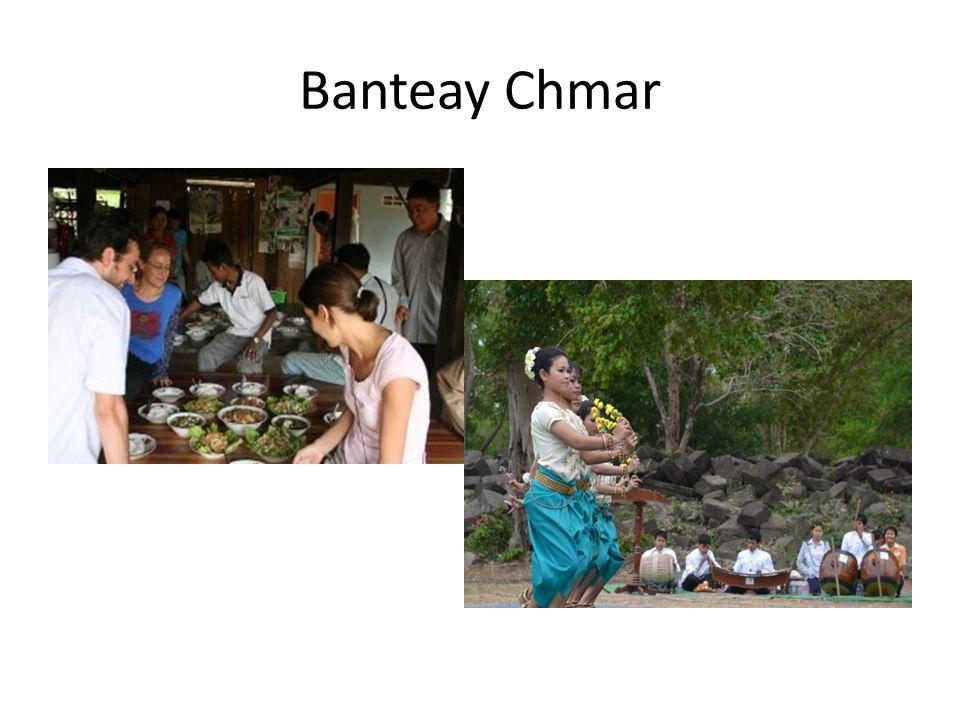 Banteay Chmar