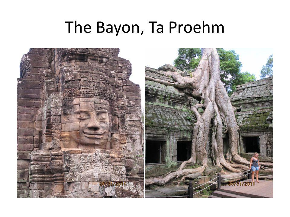 The Bayon, Ta Proehm