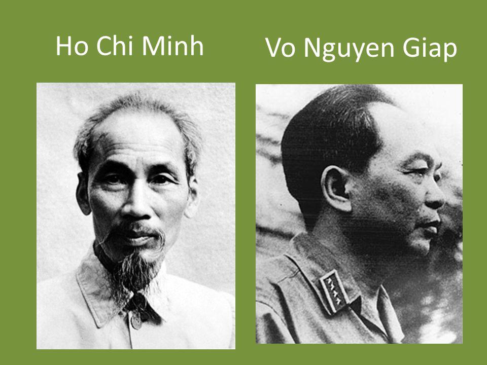Ho Chi Minh Vo Nguyen Giap