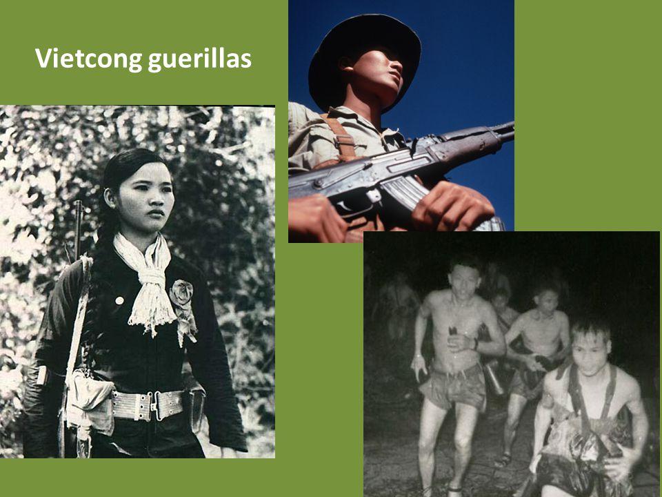 Vietcong guerillas