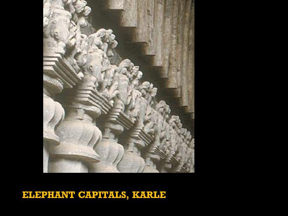 ELEPHANT CAPITALS, KARLE