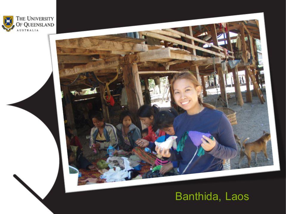 Banthida, Laos