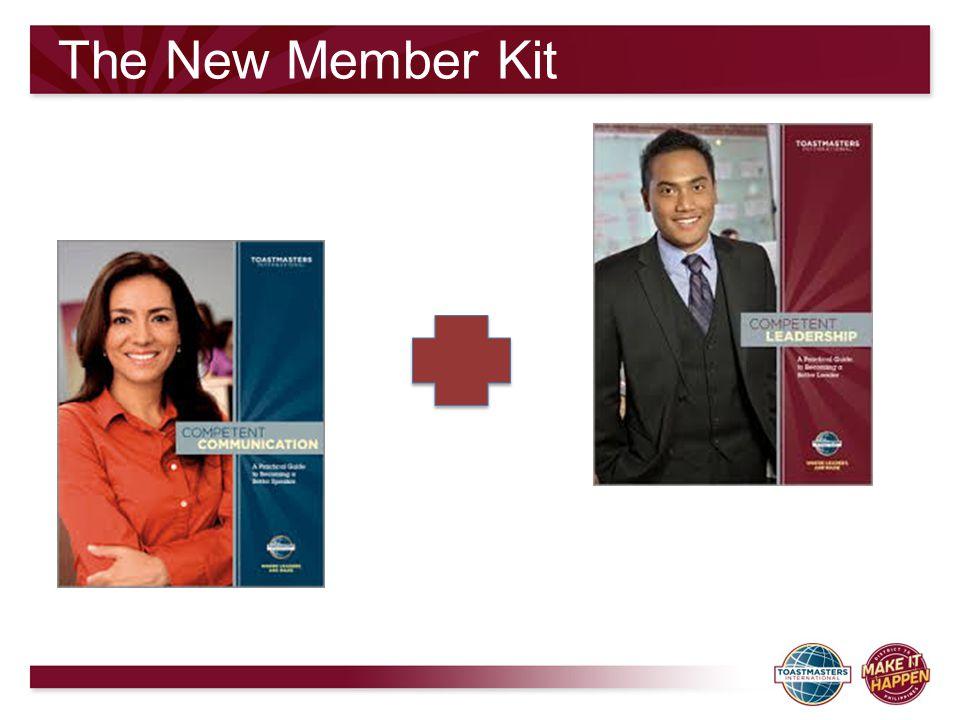 The New Member Kit