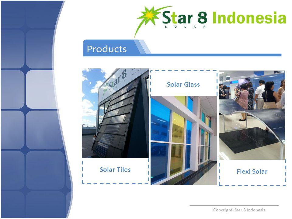 Solar Tiles Solar Glass Flexi Solar