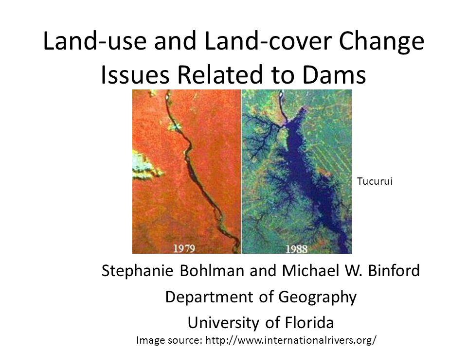 Land-use/Land-cover Change