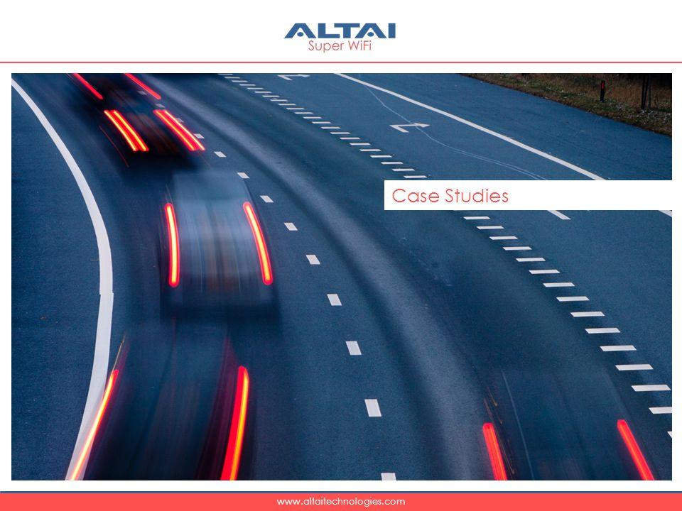www.altaitechnologies.com Case Studies