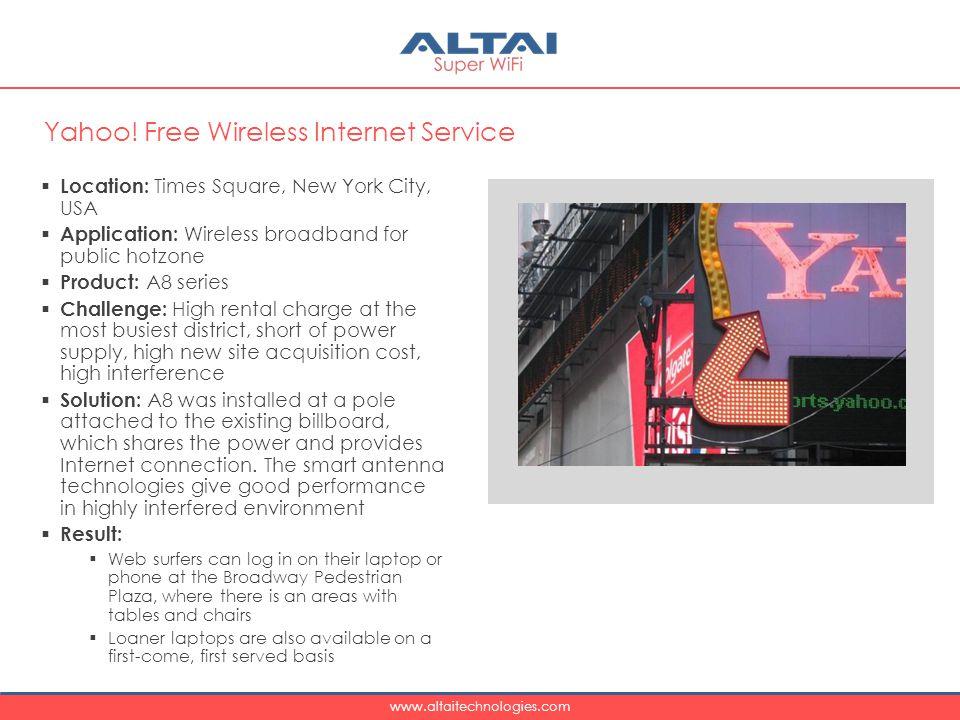 www.altaitechnologies.com Yahoo.