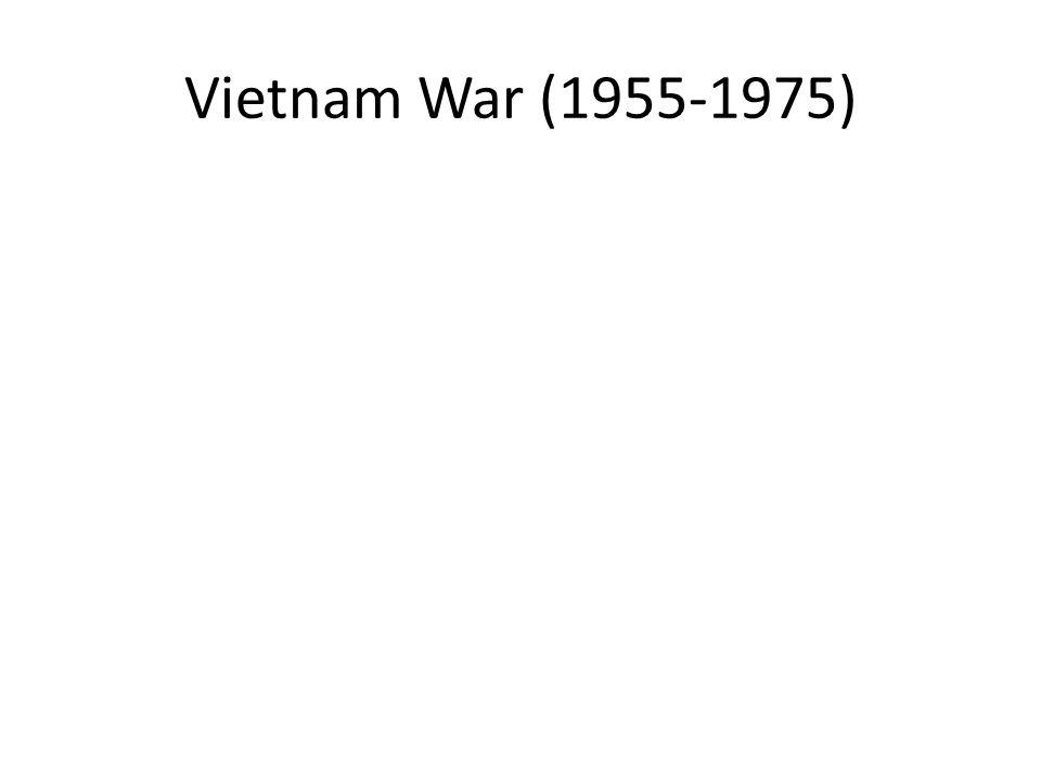 Vietnam War (1955-1975)