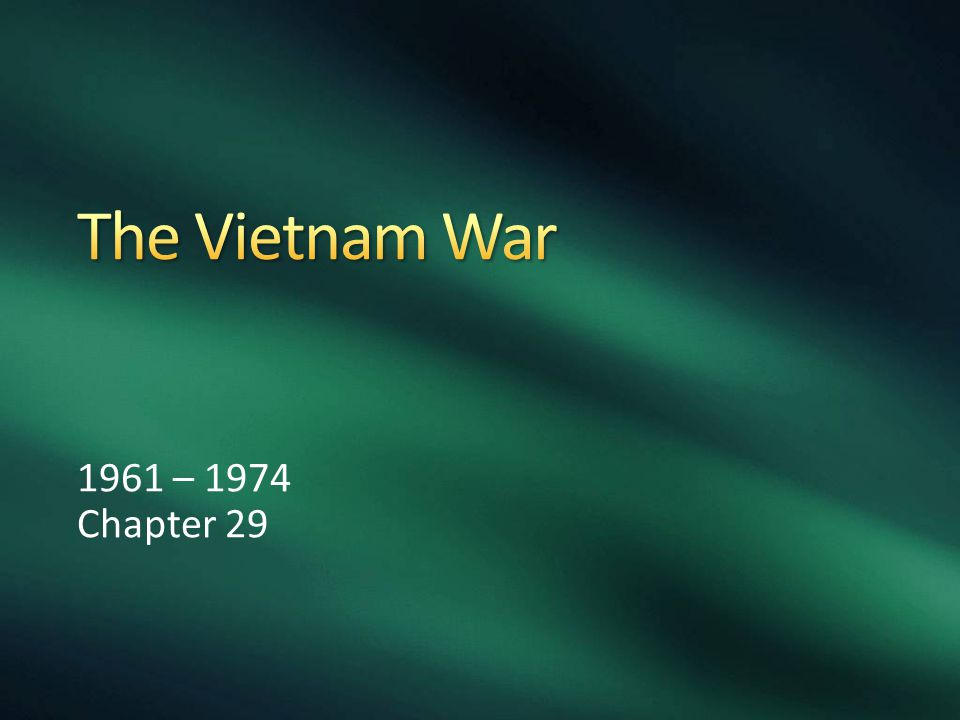Indochina was a French colony Heavily taxed, harsh rule, mercantilism During WWII, Japanese undermined French rule War began for Vietnamese independence Led by Ho Chi Minh w/ Soviet support Cold War: so Truman supported France May 1954, France agreed to independence at Geneva Accords which divided Vietnam Agreed after horrible loss at Dien Bien Phu North Vietnam – Communist gov't – Ho Chi Minh South Vietnam – non- Communist – US backed