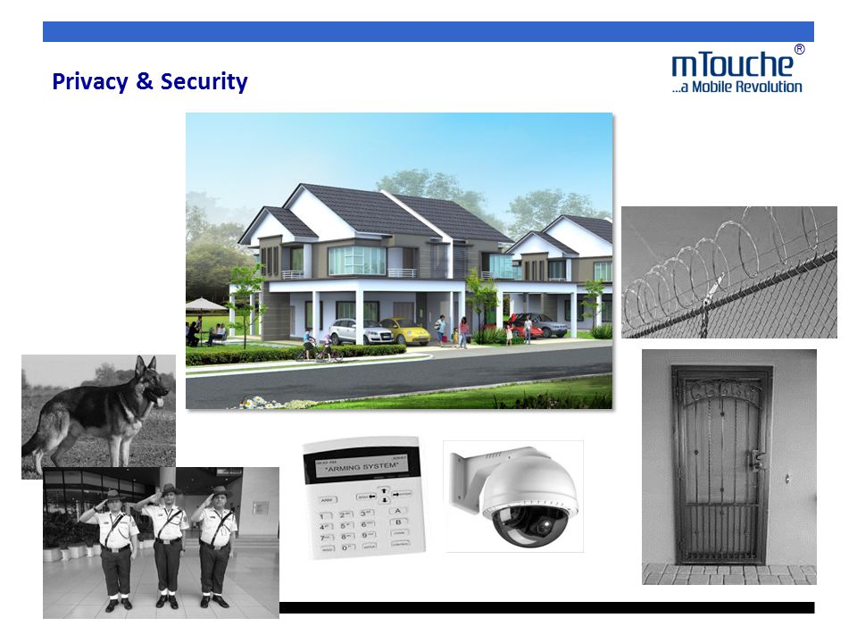 ® Privacy & Security