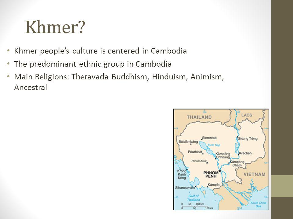 Khmer.