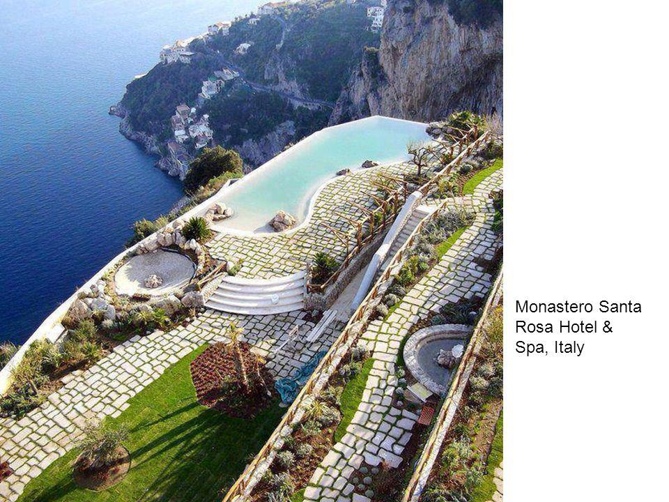Monastero Santa Rosa Hotel & Spa, Italy