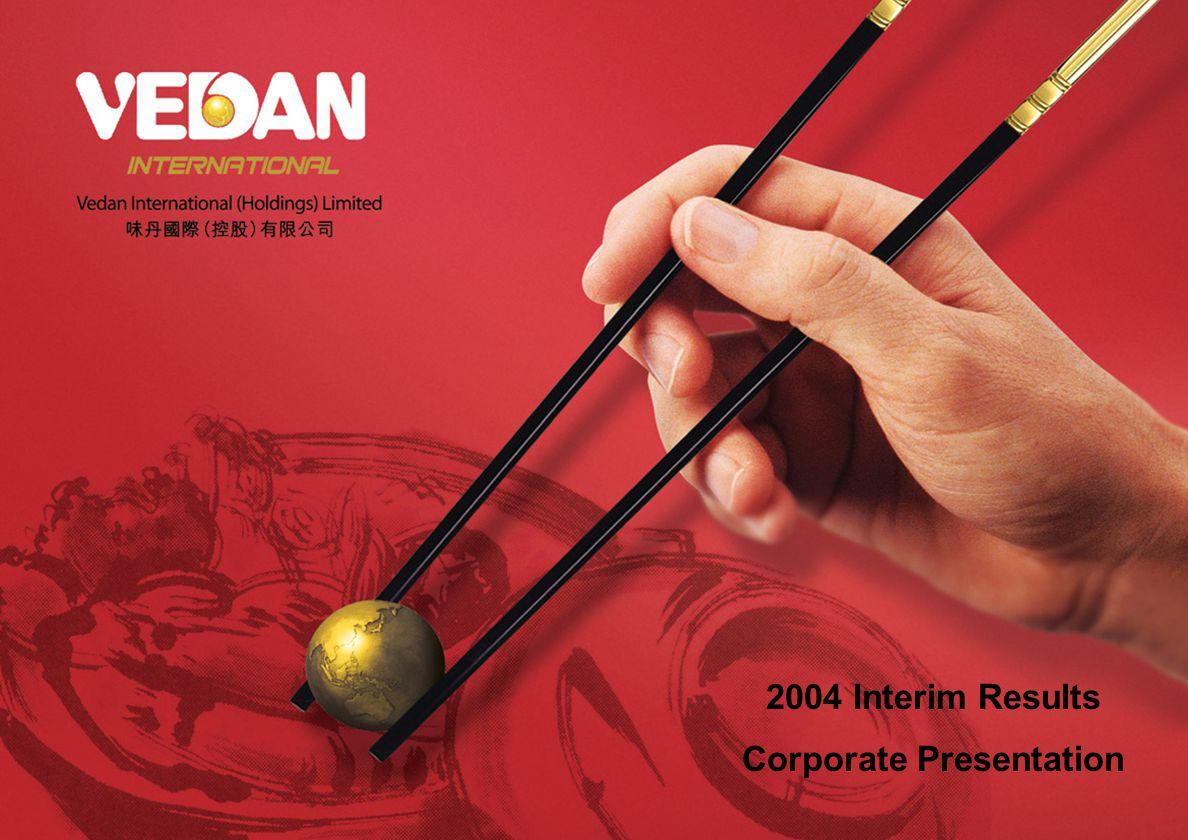 2004 Interim Results Corporate Presentation