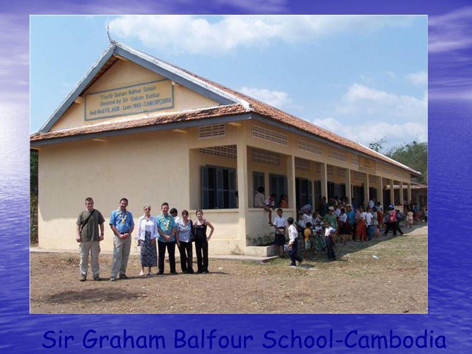 Sir Graham Balfour School-Cambodia