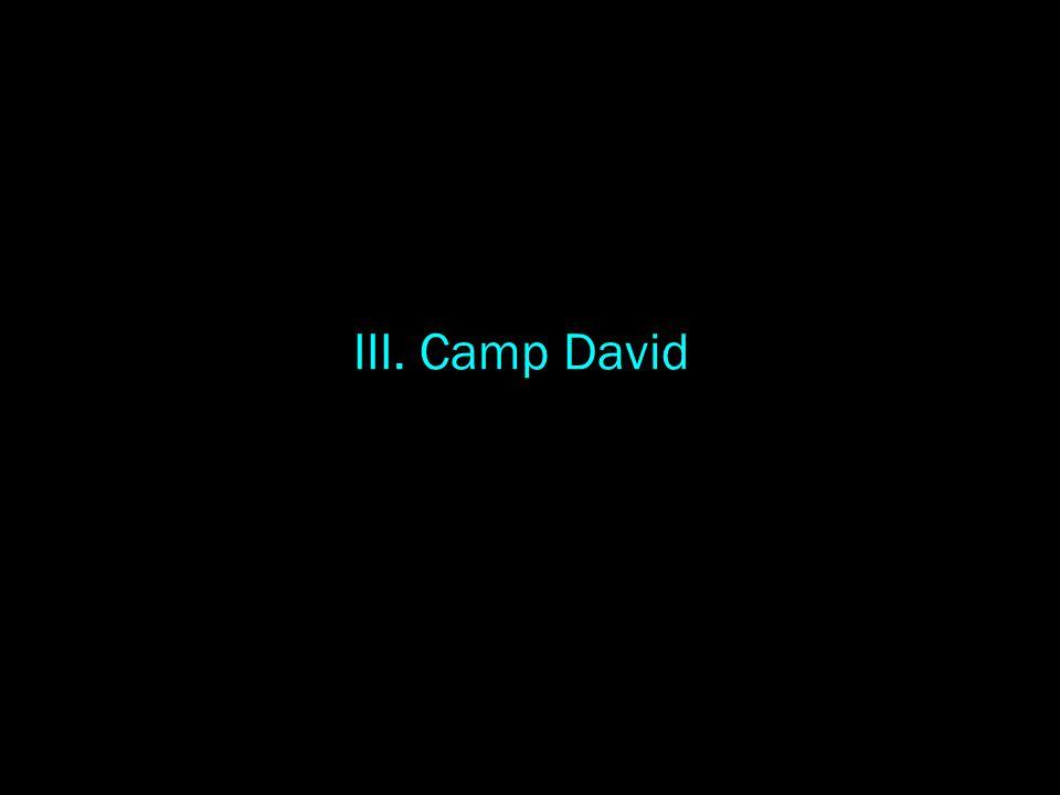 III. Camp David
