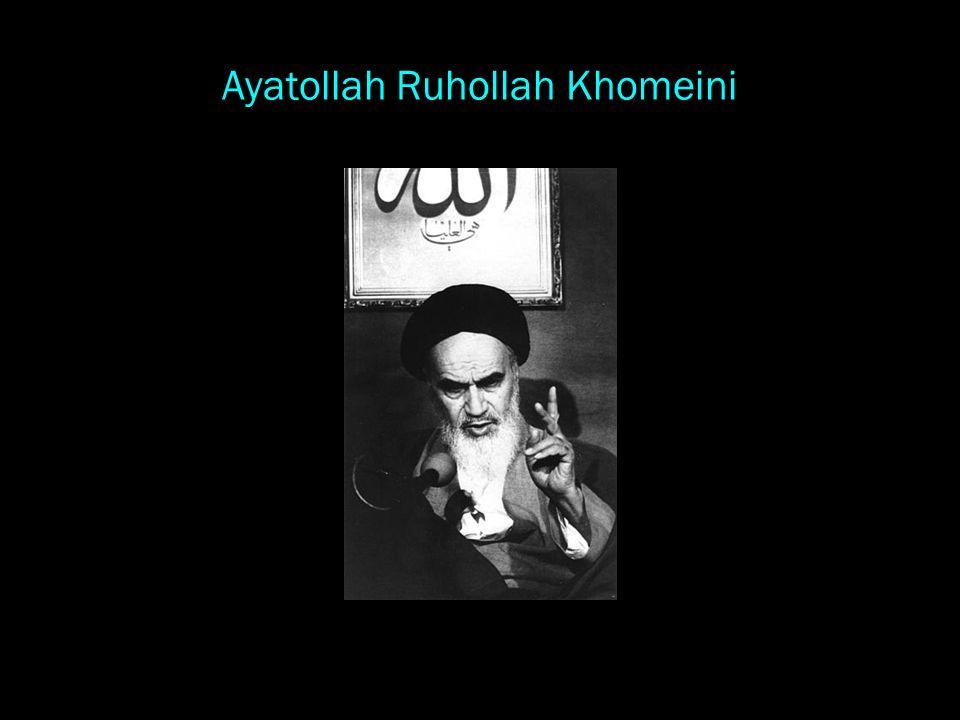 Ayatollah Ruhollah Khomeini