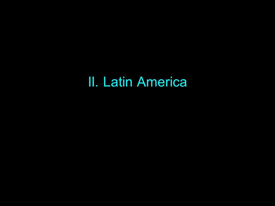 II. Latin America