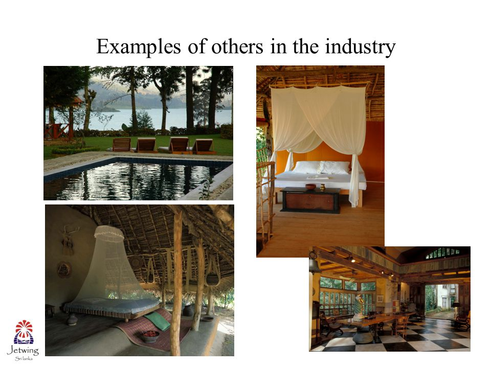 Examples of others in the industry
