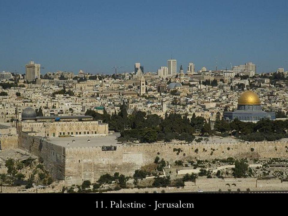 10. Israel - Tel Aviv