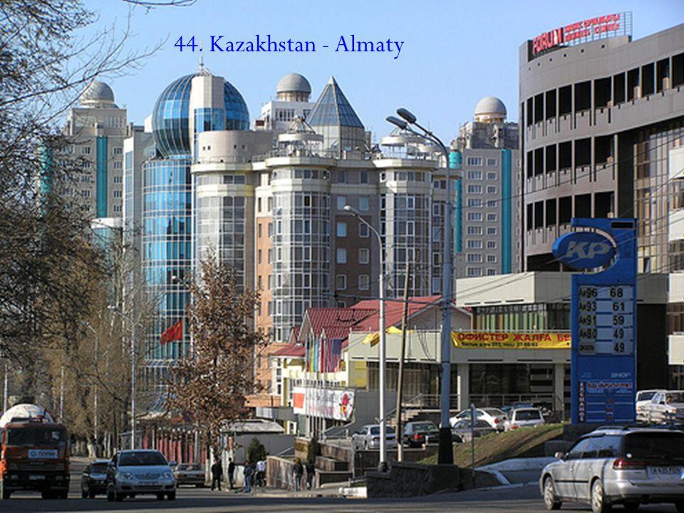 - 43. Afghanistan - Mazar-e Sharif