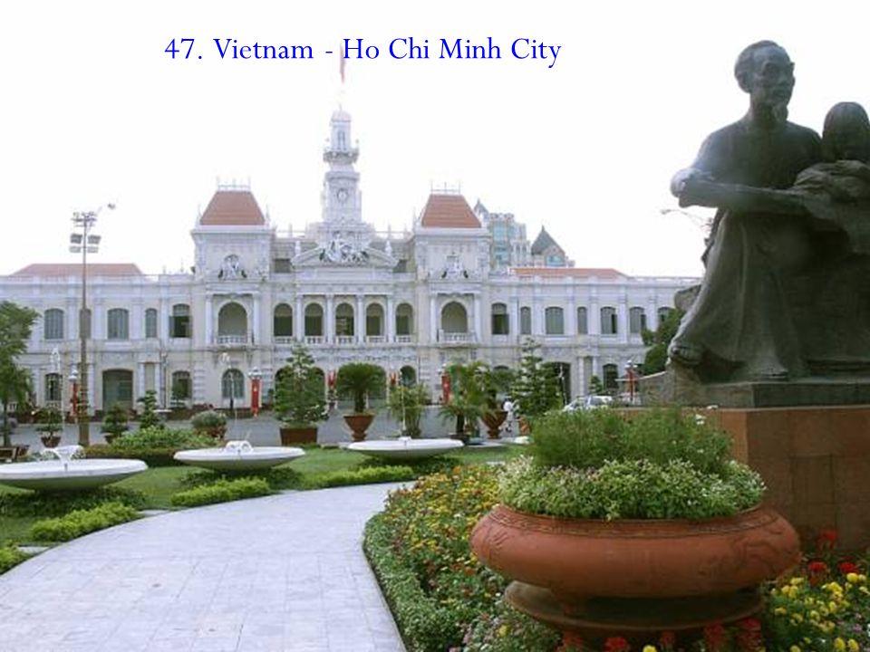 46. Uzbekistan - Samarkand