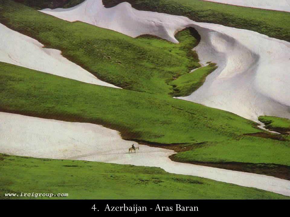 3. Armenia - Gandzasar Monastery