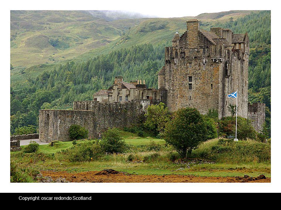 Copyright: oscar redondo Scotland