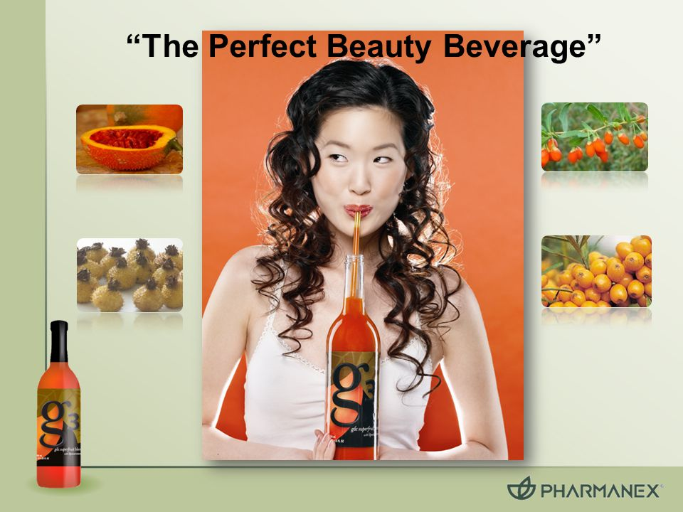 The Perfect Beauty Beverage