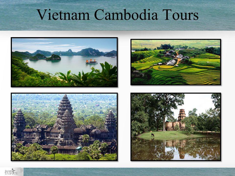 Vietnam Cambodia Tours
