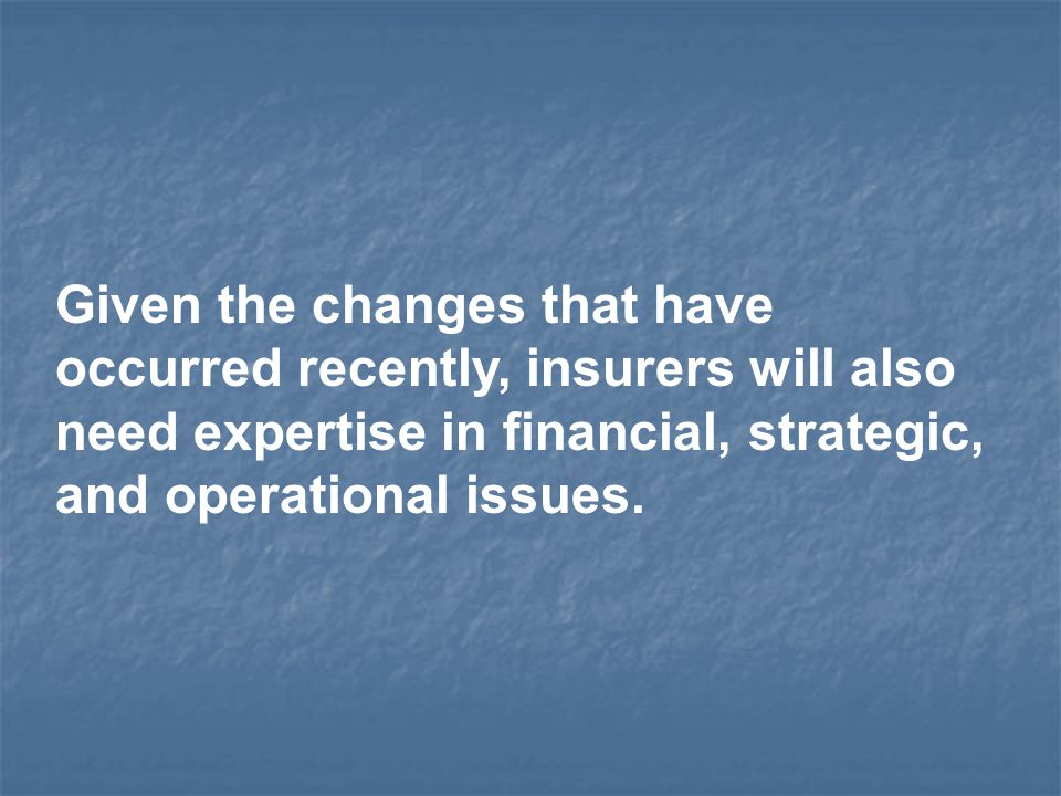 Insurance Company Mergers and Acquisitions Insurance Brokerage Mergers and Acquisitions Cross-industry Consolidation