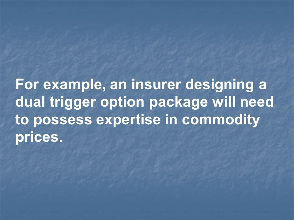 First, insurance companies have been merging with or acquiring other insurance companies.