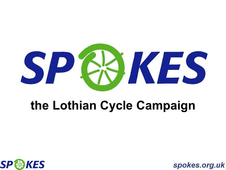the most detailed and comprehensive overview of annual public sector cycle expenditure Scottish Parliament Information Centre [SPICe] Briefing 10/62 – Cycling in Scotland Scottish cycle funding from all main sources - Spokes annual survey [14 years]