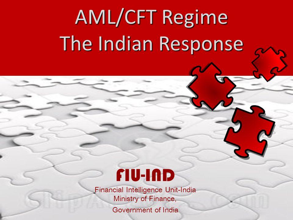The Legislative Journey FIU-IND Financial Intelligence Unit-India The PML bill,1998 introduced in Lok Sabha - 4 th Aug,1998.