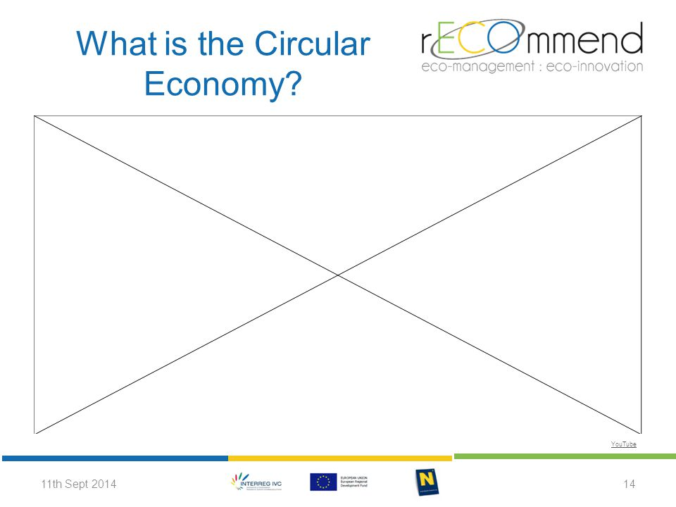 What is the Circular Economy? 14 YouTube 11th Sept 2014
