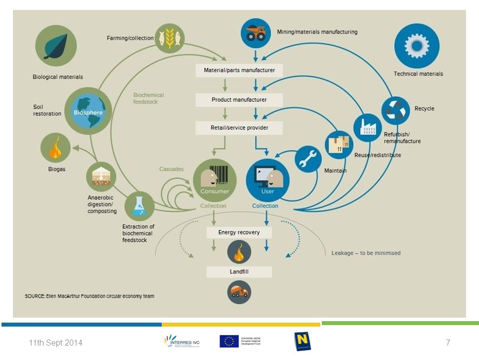 Hierarchy informs and shapes EU waste policy; Waste hierarchy sets out most favourable to least favourable options for waste management; Reduction and reuse are most favoured options – fitting for the circular economy.
