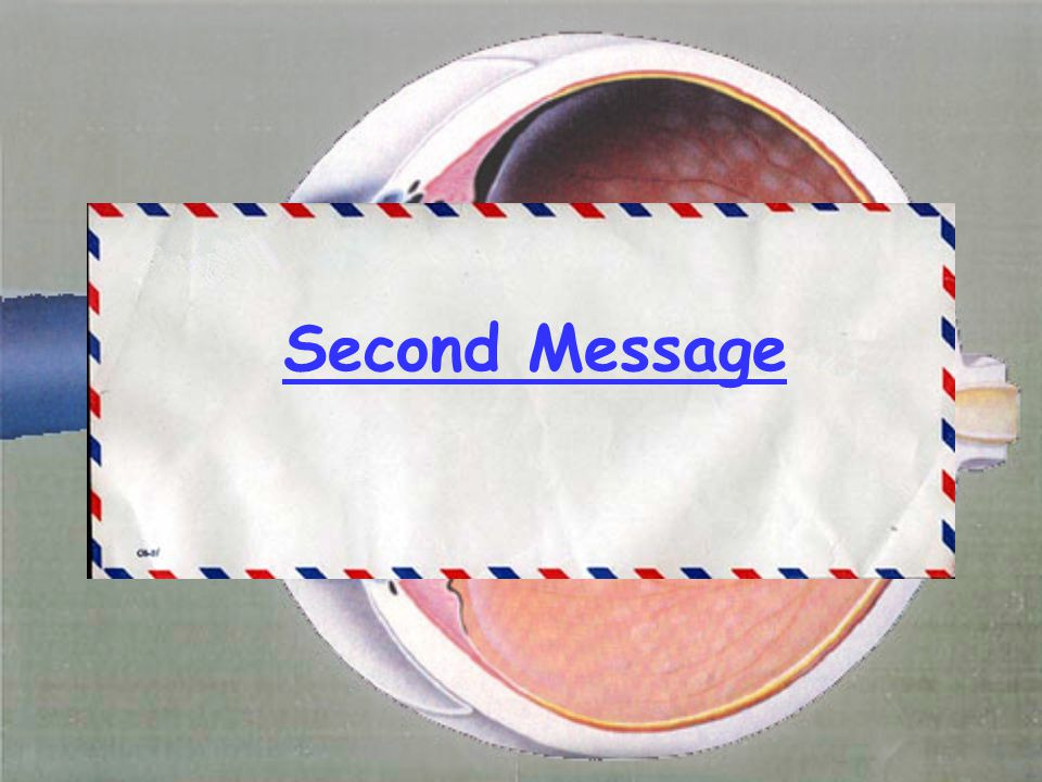 Second Message