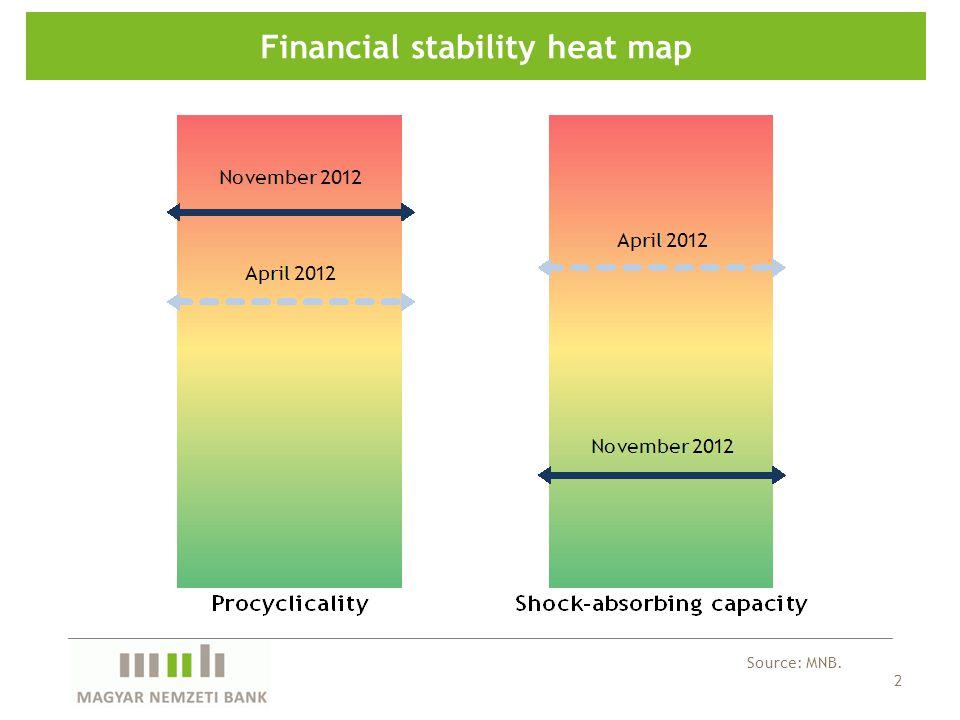 23 Deteriorating domestic economic outlook Source: Eurostat.