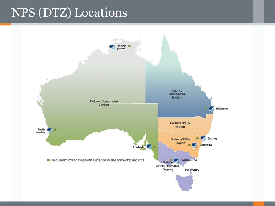 NPS (DTZ) Locations